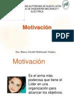 5.- Motivación. (Liderazgo)