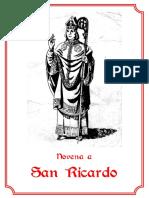 Novena a San Ricardo Obispo