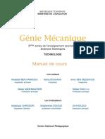 Cours Mecanique 3eme-1