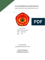 MAKALAH TENTANG KORUPSI DALAM HUKUM ISLAM.docx
