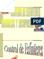 ContRol de Esfinteres