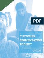 Customer Segmentation Toolkit