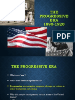 progressive era website