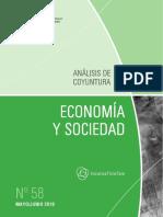 Economia y Sociedad - n 58 - Mayo Junio 2018 - Paraguay - Portalguarani