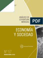Economia y Sociedad - N 57 - Marzo Abril 2018 - Paraguay - Portalguarani