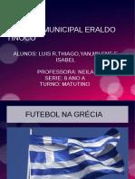 Futebol Na Grecia