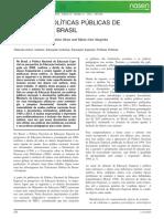 Autismo e Políticas Públicas de Inclusão No Brasil