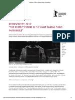 _ Berlinale _ in Focus _ Berlinale Topics _ Retrospective