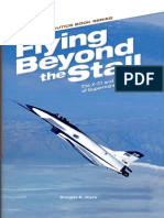 NASA - Flying Beyond the Stall (the X-31 & the Advent of Supermaneuverability).pdf