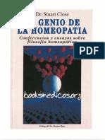 El Genio de La Homeopatia