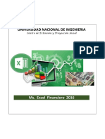 Manual de Excel Financiero
