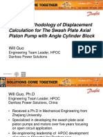 Guo_Displacement Calculation With Angle Cylinder Block_danfoss