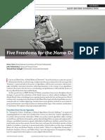 Five Freedoms