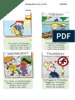 Grade 3 -Reading--weather-(Buliding Blocks 3, S.B. p. 58-59 ) - 24092018