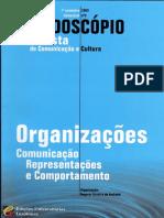 """As análises institucionalistas nas organizações e o conceito de """"institucional"""""""