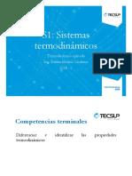 S1 Sistemas termodinámicos