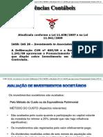 Método de Avaliação de Investimentos - MEP - 2