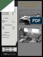 Factsheet Piper PA-34-220T Seneca III