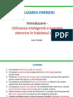 C1-Utilizarea Energiei