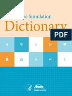 Sim Dictionary