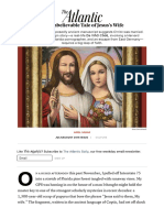 Did Jesus Have a Wife? - The Atlantic