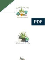 Logos Vivero