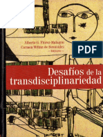 Desafios de La Transdisciplinariedad - Alberto G. Flores Malagon
