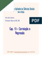 Cap 13 - Correlação e Regressão.pdf