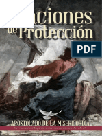 Folleto Oraciones Proteccion 2018