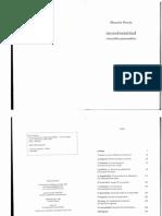 Inconformidad - Marcelo Percia (Libro Completo)