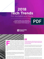Tech Trends for News