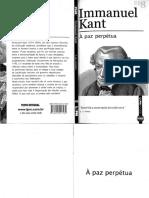 KANT, I. A paz perpétua.pdf