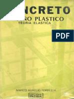 Concreto Diseño Plástico Teoría Elástica
