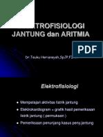 Kuliah Elektrofisiologi Jantung Dan Aritmia