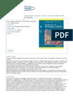 Introducción a La Biología Celular (1)