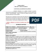 Taller Informe de Auditoria(1)