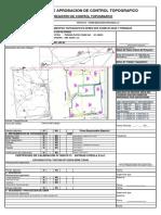 Certificado de Aprobacion Topografia