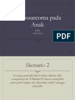 Osteosarkom Blok 14