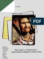 Bernardo Guerrero (Ed.) - Pentecostalismo Indigena en America Latina