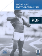 John Bale, Mike Cronin - Sport and Postcolonialism (Global Sport Cultures) (2003, Berg Publishers)