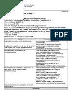 Decisão Final 0600849-88 - Entrevista VF - Belivaldo Ficha Suja - Improcedência