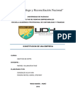 Monografia de Gestion de Mypes
