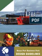 TPA-Nexus Port Business Park design controls
