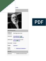 Paulo Freire - Biografia