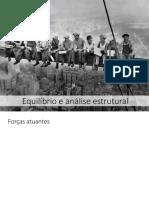 3E Análise estrutural