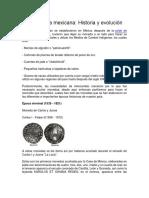 La Moneda Mexicana y su evolucion