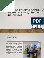 Manejo y almacenamiento de sustancias quimicas.pptx