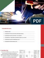 Procesos de Soldadura Industrial