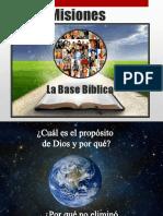 La Base Bíblica de Las Misiones