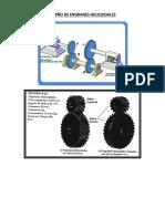 Dideño de Engranajes Helicoidales